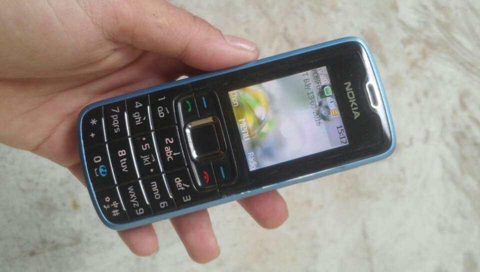 Điện Thoại Nokia 3110c