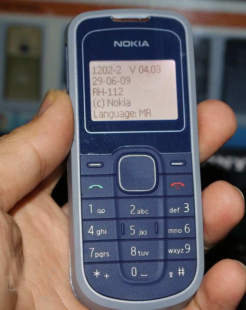 Điện thoại nokia 1202 cũ chÍnh hÃng giÁ rẺ nhất tại tphcm